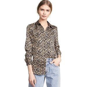 NWT Equipment Brett Button Down Shirt